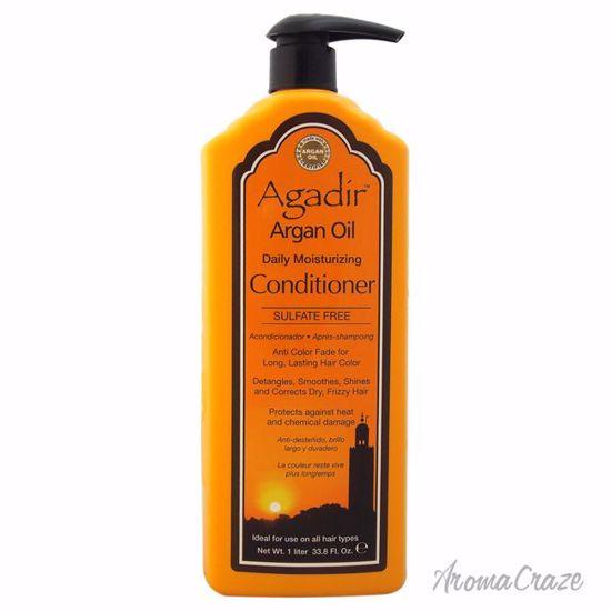 Agadir Argan Oil Daily Moisturizing Unisex 33.8 oz - Hair Conditioner | Best Hair Conditioners | hair conditioner for dry hair | hair conditioner for womens | Moisturizing Hair Conditioner | Hair Care Products | AromaCraze.com