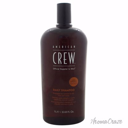 American Crew Daily Shampoo for Men 8.45 oz - Hair Shampoo | Best Shampoo For Hair Growth | Shampoo and Conditioner For Damage Hair | Fizzy Hair Shampoo | Best Professional Shampoo | Top Brands Hair Care Products | AromaCraze.com