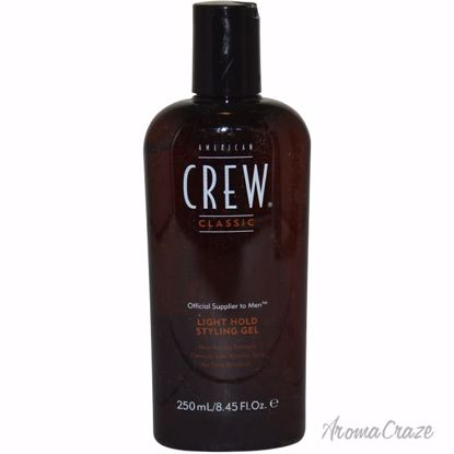 American Crew Light Hold Gel for Men 8.45 oz - Hair Styling Products | Hair Styling Cream | Hair Spray | Hair Styling Products For Men | Hair Styling Products For Women | Hair Care Products | AromaCraze.com