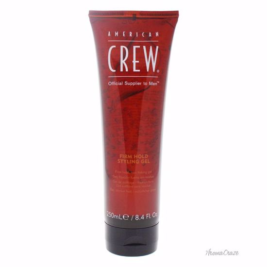 American Crew Firm Hold Gel for Men 8.4 oz