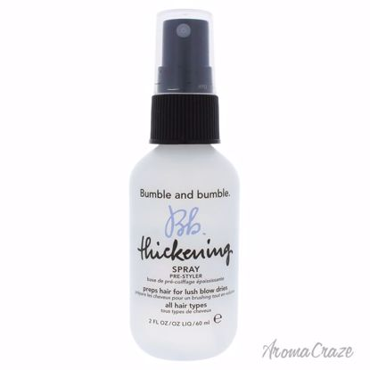 Bumble and Bumble Thickening Hair Spray Unisex 2 oz