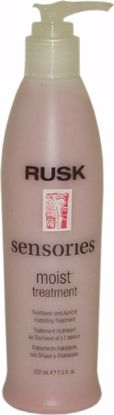 Rusk Moist Creme Treatment Unisex 7.5 oz