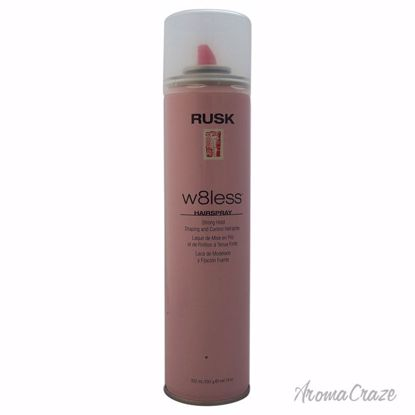 Rusk W8less Strong Hold Shaping and Control Hair Spray Unise