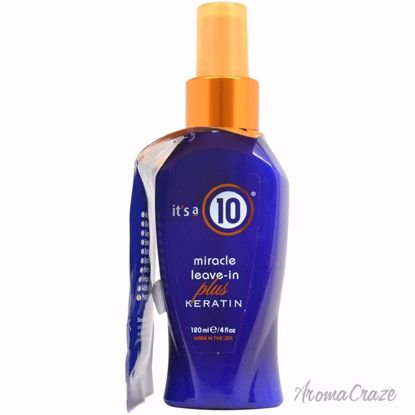 It's A 10 Miracle Leave In Plus Keratin Spray Unisex 4 oz