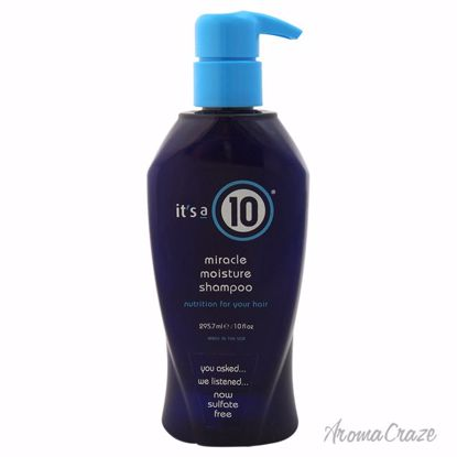 It's A 10 Miracle Moisture Shampoo Unisex 10 oz