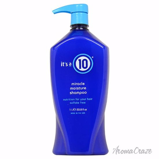 It's A 10 Miracle Moisture Shampoo Unisex 33.8 oz