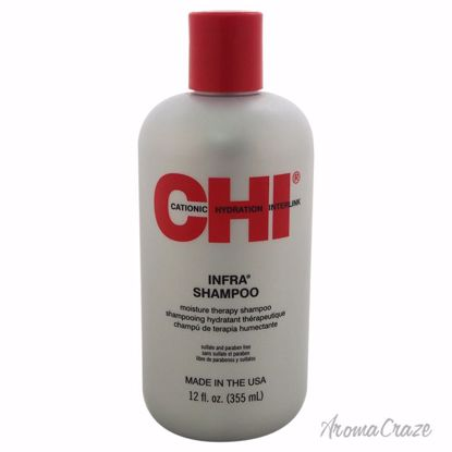 CHI Infra Shampoo Moisture Therapy Unisex 12 oz