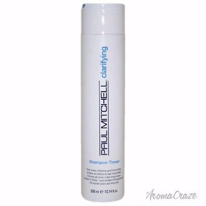 Paul Mitchell Shampoo Three Unisex 10.14 oz
