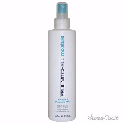 Paul Mitchell Awapuhi Moisture Mist Unisex 8.5 oz - Hair Styling Products | Hair Styling Cream | Hair Spray | Hair Styling Products For Men | Hair Styling Products For Women | Hair Care Products | AromaCraze.com