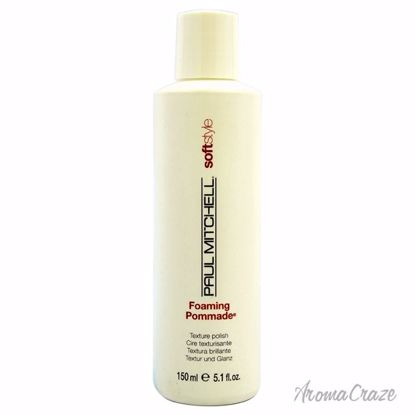Paul Mitchell Foaming Pomade Unisex 5.1 oz - Hair Styling Products | Hair Styling Cream | Hair Spray | Hair Styling Products For Men | Hair Styling Products For Women | Hair Care Products | AromaCraze.com