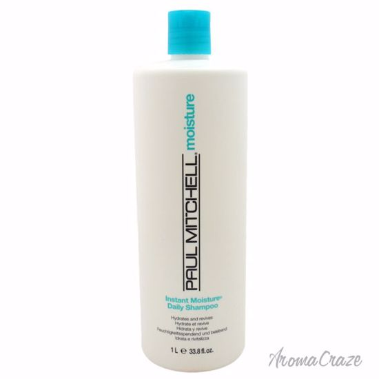 Paul Mitchell Instant Moist Daily Shampoo Unisex 33.8 oz