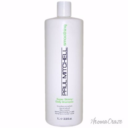 Paul Mitchell Super Skinny Shampoo Unisex 33 oz - Hair Shampoo | Best Shampoo For Hair Growth | Shampoo and Conditioner For Damage Hair | Fizzy Hair Shampoo | Best Professional Shampoo | Top Brands Hair Care Products | AromaCraze.com