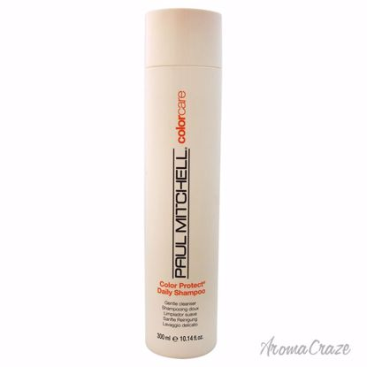 Paul Mitchell Color Protect Daily Shampoo Unisex 10.14 oz - Hair Shampoo | Best Shampoo For Hair Growth | Shampoo and Conditioner For Damage Hair | Fizzy Hair Shampoo | Best Professional Shampoo | Top Brands Hair Care Products | AromaCraze.com