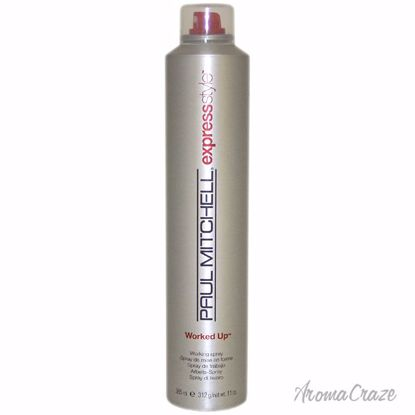 Paul Mitchell Worked Up Hair Spray Unisex 11 oz