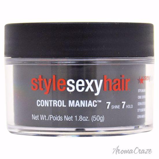 Sexy Hair Short Hair Control Maniac Wax Unisex 1.8 oz
