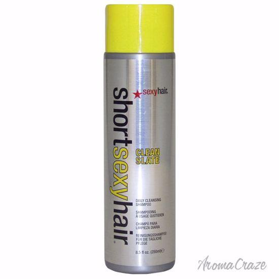 Sexy Hair Short Hair Clean Slate Shampoo Unisex 8.5 oz
