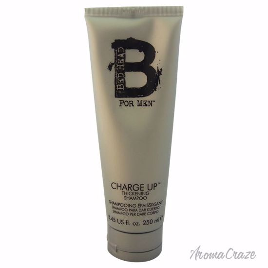 TIGI Bed Head B For Men Charge Up Thickening Shampoo for Men