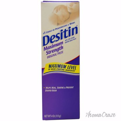 Johnson & Johnson Desitin Diaper Rash Maximum Strength Original Paste  for Kids 4 oz - Hair Styling Products | Hair Styling Cream | Hair Spray | Hair Styling Products For Men | Hair Styling Products For Women | Hair Care Products | AromaCraze.com