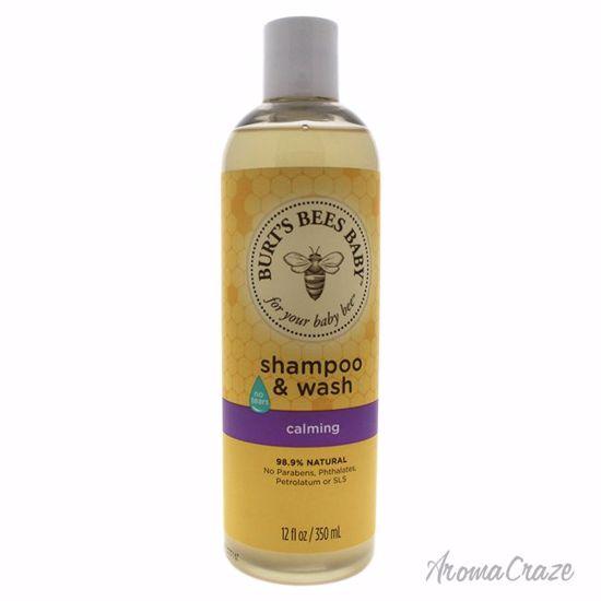 Burt's Bees Baby Shampoo & Body Wash Calming for Kids 12 oz