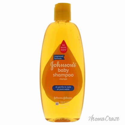 Johnson & Johnson Baby Shampoo for Kids 15 oz - Hair Shampoo | Best Shampoo For Hair Growth | Shampoo and Conditioner For Damage Hair | Fizzy Hair Shampoo | Best Professional Shampoo | Top Brands Hair Care Products | AromaCraze.com