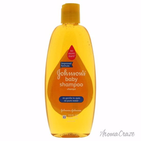 Johnson & Johnson Baby Shampoo for Kids 15 oz
