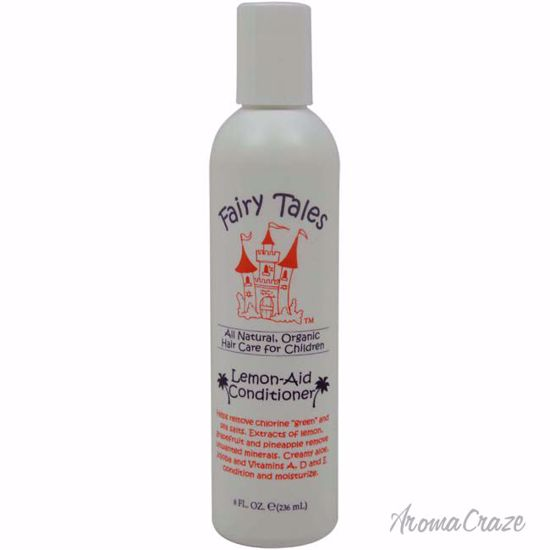 Fairy Tales Lemon-Aid Conditioner for Kids 8 oz