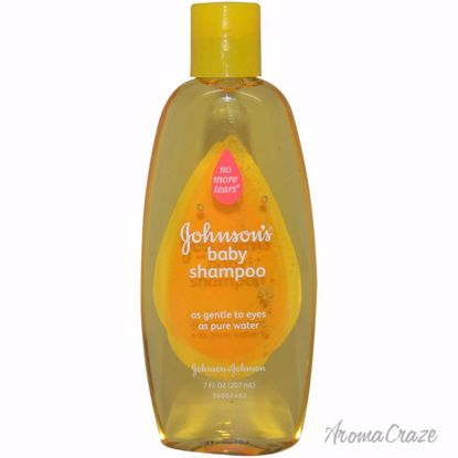 Johnson & Johnson Baby Shampoo for Kids 7 oz - Hair Shampoo | Best Shampoo For Hair Growth | Shampoo and Conditioner For Damage Hair | Fizzy Hair Shampoo | Best Professional Shampoo | Top Brands Hair Care Products | AromaCraze.com