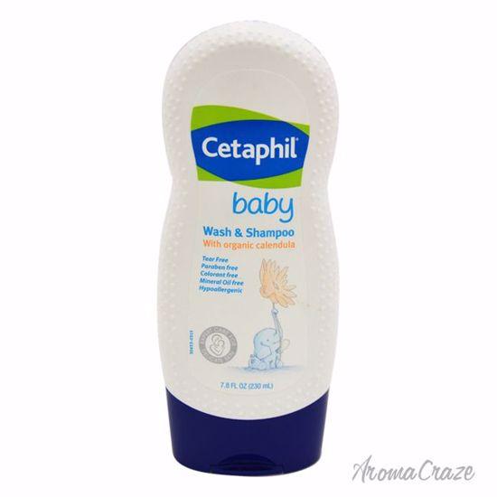 Cetaphil Baby Wash & Shampoo for Kids 7.8 oz