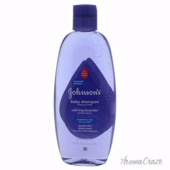 Johnson & Johnson Baby Shampoo Calming Lavender for Kids 15