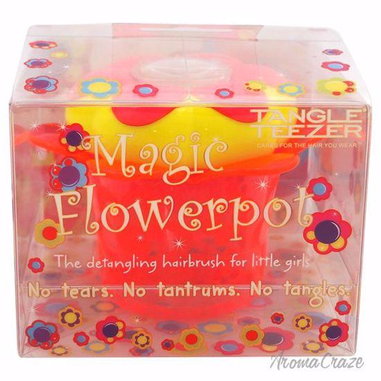 Tangle Teezer Magic Flowerpot Princess Pink Hairbrush for Ki