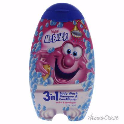 Mr. Bubble Mr. Bubble Original 3 In 1 Body Wash, Shampoo & C