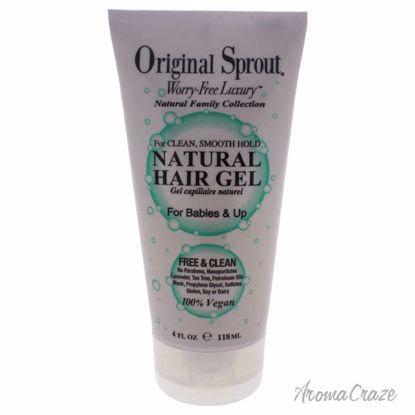 Original Sprout Natural Hair Gel for Kids 4 oz