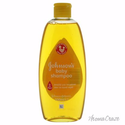 Johnson & Johnson Baby Shampoo for Kids 10.2 oz - Hair Shampoo | Best Shampoo For Hair Growth | Shampoo and Conditioner For Damage Hair | Fizzy Hair Shampoo | Best Professional Shampoo | Top Brands Hair Care Products | AromaCraze.com