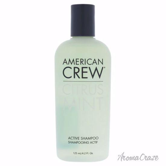 American Crew Citrus Mint Active Shampoo for Men 4.2 oz