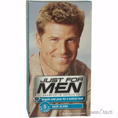 Just For Men Shampoo-In Hair Color Dark Blond # 15 Hair Colo