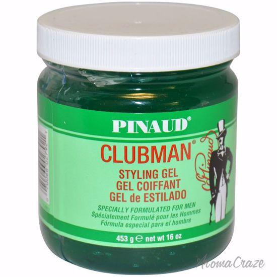 Ed Pinaud Clubman Styling Gel for Men 16 oz