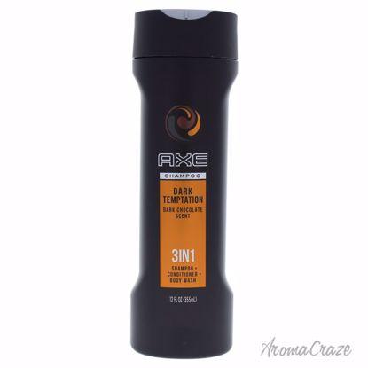 AXE Dark Temptation 2 in 1 Shampoo & Conditioner for Men 12