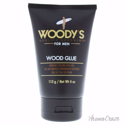 Woody's Wood Glue Extreme Styling Gel for Men 4 oz