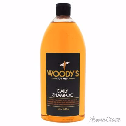 Woody's Daily Shampoo for Men 33.8 oz