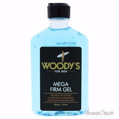 Woody's Mega Firm Gel for Men 12 oz
