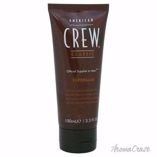 American Crew Classic Superglue Hair Gel for Men 3.3 oz