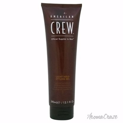 American Crew Light Hold Styling Gel for Men 13.1 oz - Hair Styling Products | Hair Styling Cream | Hair Spray | Hair Styling Products For Men | Hair Styling Products For Women | Hair Care Products | AromaCraze.com