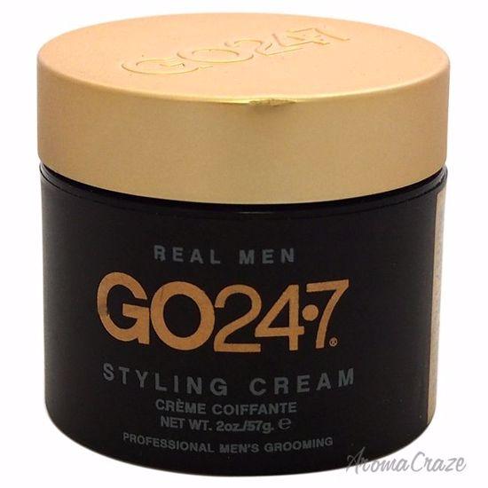 GO247 Real Men Styling Cream for Men 2 oz