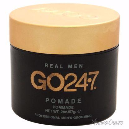 GO247 Real Men Pomade for Men 2 oz