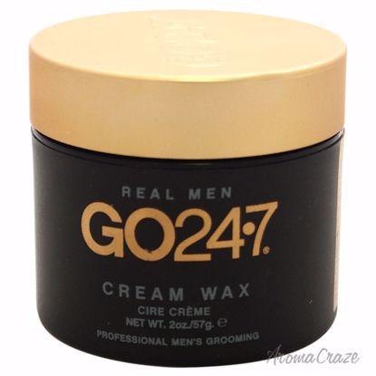 GO247 Real Men Cream Wax Cream for Men 2 oz