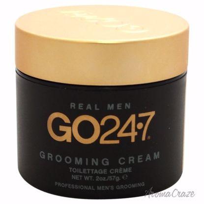 GO247 Real Men Grooming Cream for Men 2 oz