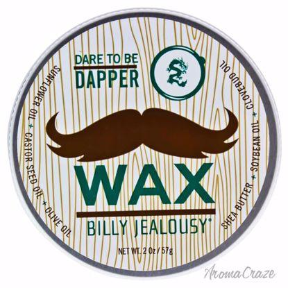 Billy Jealousy Bulletproof Dare to be Dapper Mustache Wax fo