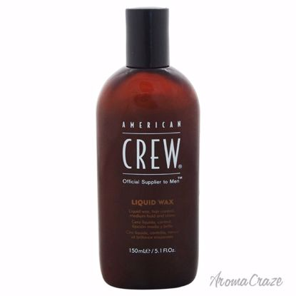 American Crew Liquid Wax Medium Hold and Shine for Men 5.1 oz - Hair Styling Products | Hair Styling Cream | Hair Spray | Hair Styling Products For Men | Hair Styling Products For Women | Hair Care Products | AromaCraze.com