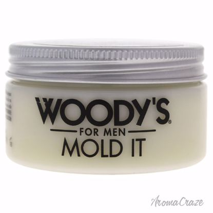 Woody's Mold It Medium Hold Matte Styling Paste  for Men 3.4