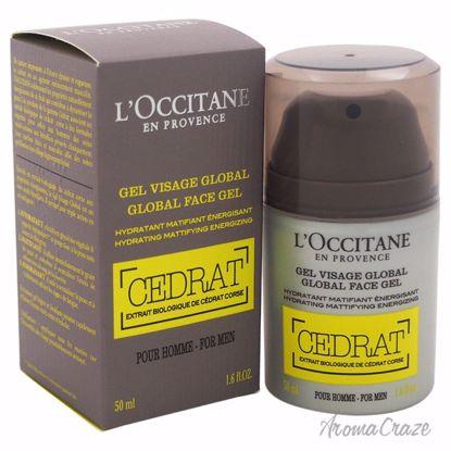 L'Occitane Cedrat Global Face Gel for Men 1.6 oz